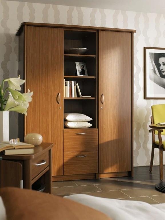 Kleiderschrank, Wäsche-Kleider-Schrank,Sideboard, Garderobenpaneel